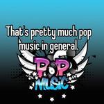 That's pretty much pop music in general.