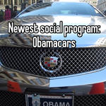 Newest social program: Obamacars
