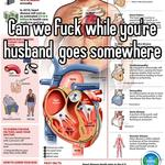 Can we fuck while you're husband  goes somewhere