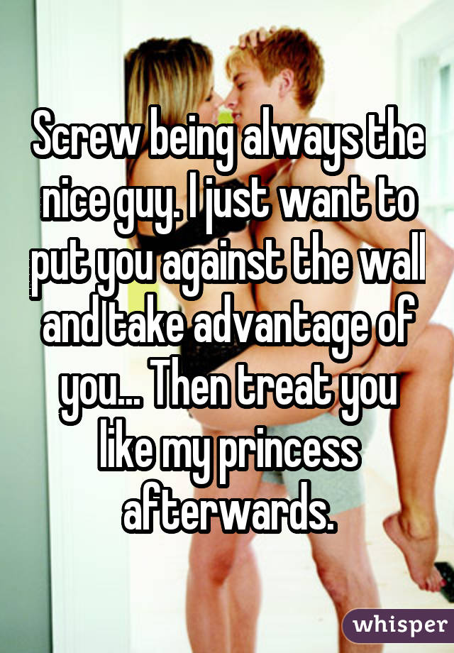 17 Things All Nice Guys Want Girls To Know