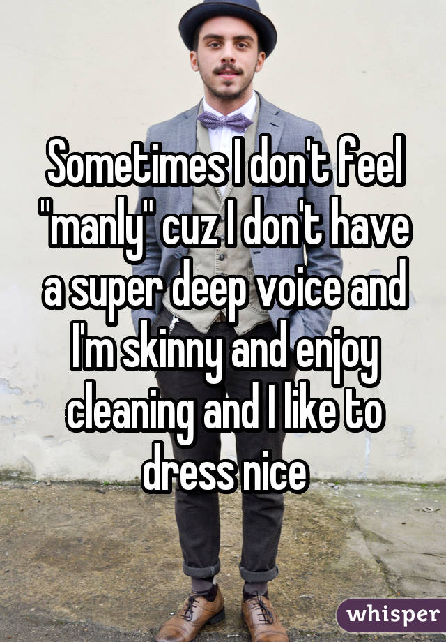 Sometimes I don