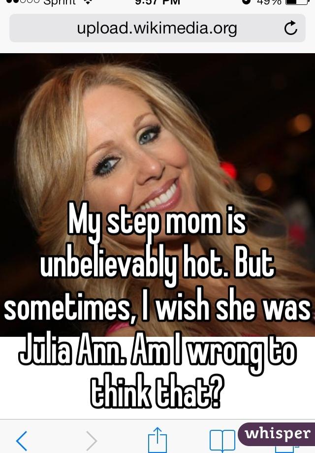 Julia Ann Anal