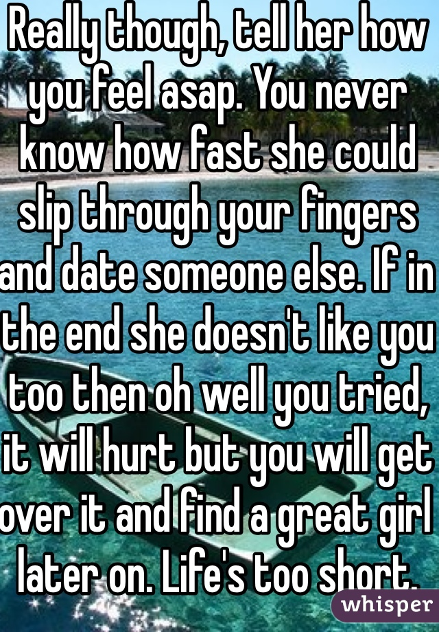 A Dating Girl Someone Is Get Like To You Who How To