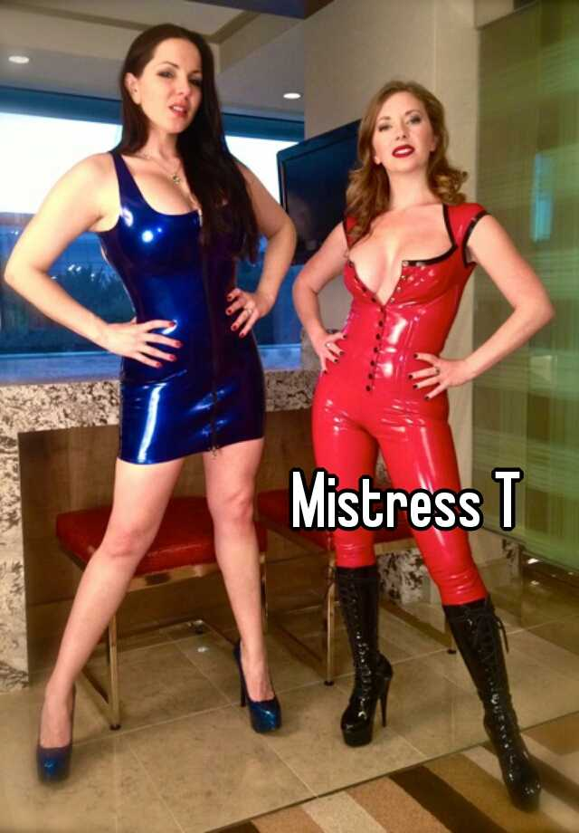 Фото mistress t 3934 фотография