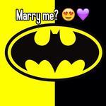 Marry me? 😍💜