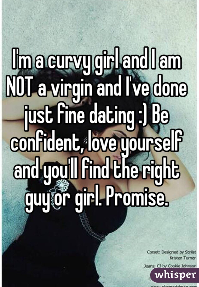 Girl i m dating is a virgin