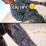 Stay safe. 😉