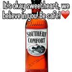 It's okay sweetheart, we believe in you! Be safe!❤️