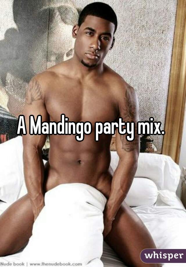 mandingo party definition