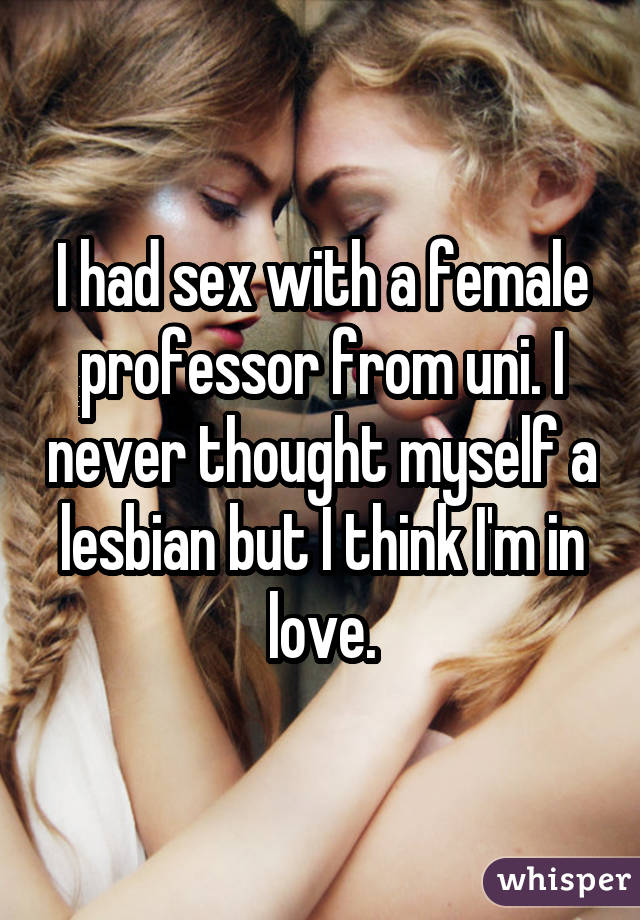 I Had Sex With A Lesbian 94