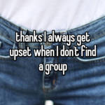 thanks I always get upset when I don't find a group