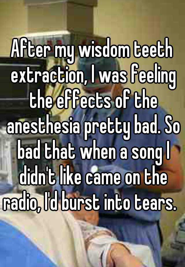 confessions under anesthesia