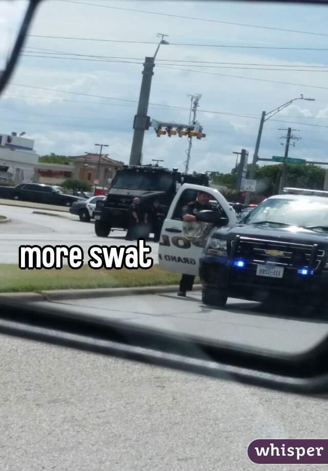 more swat