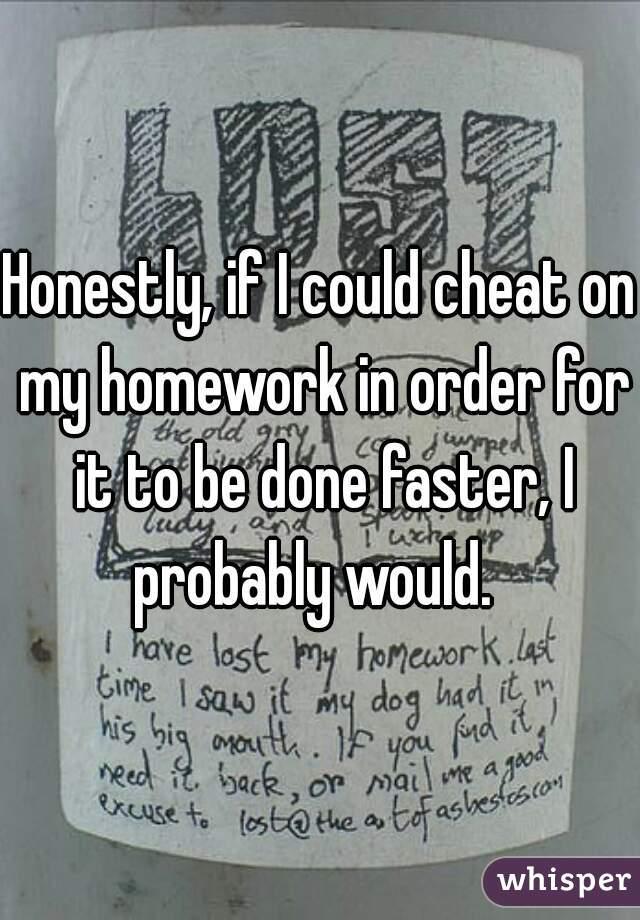 Help me cheat on my math homework