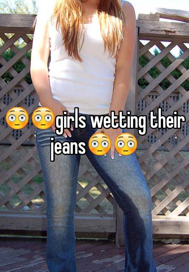 Girls love wetting their pants and skintight jeans 7 - 5 1