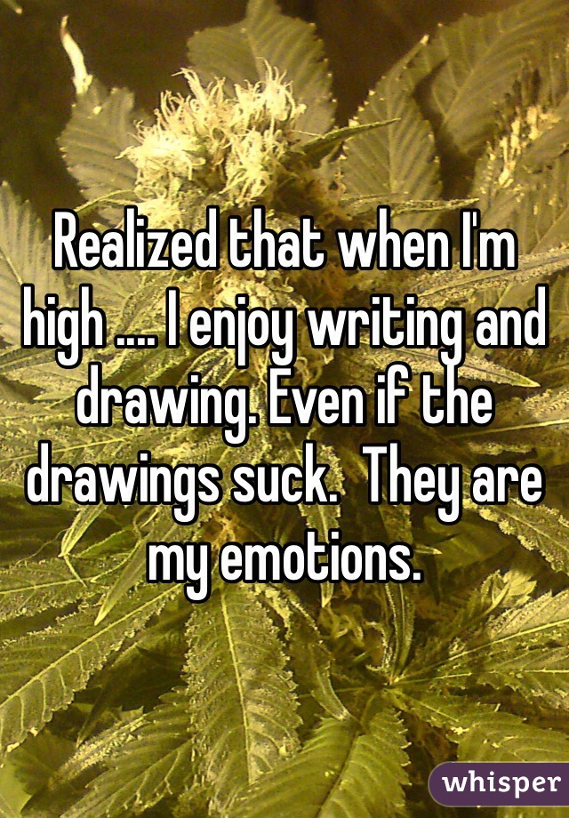 0508168d4a01a22935388feee25fa42dba3b68 wm People Tell All About Weed And Creativity