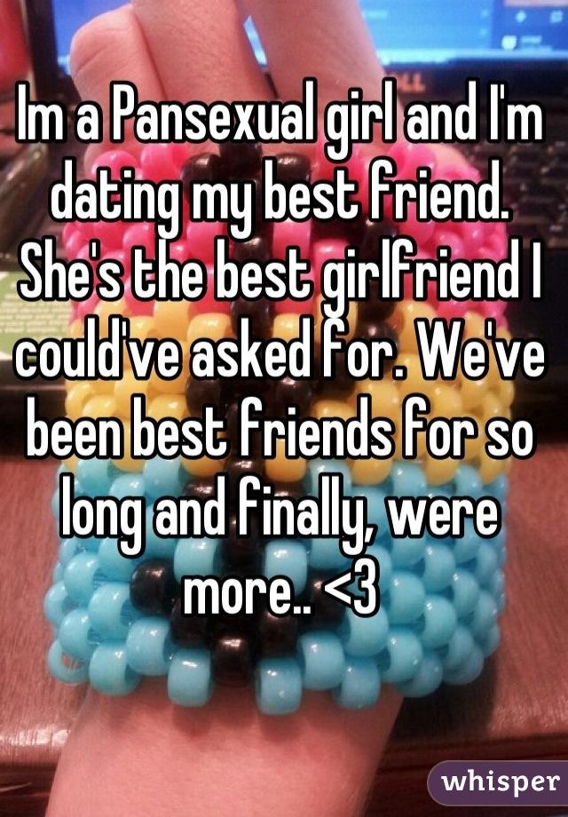 Finally dating my best friend