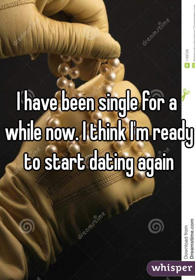 How do you know if you're ready to start dating again-in-Spenserville