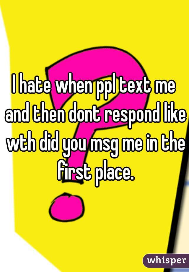 how to respond to i like you text