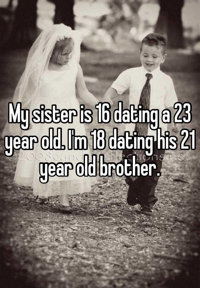 Dating at 21