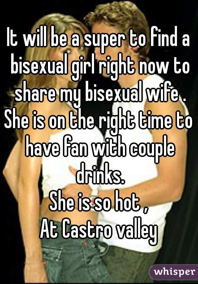 Find a bisexual girl