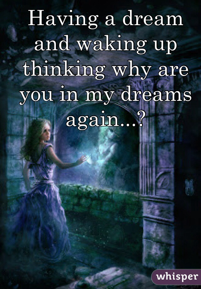 how to find your dreams again