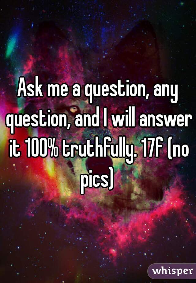 I Will Reply With Pics