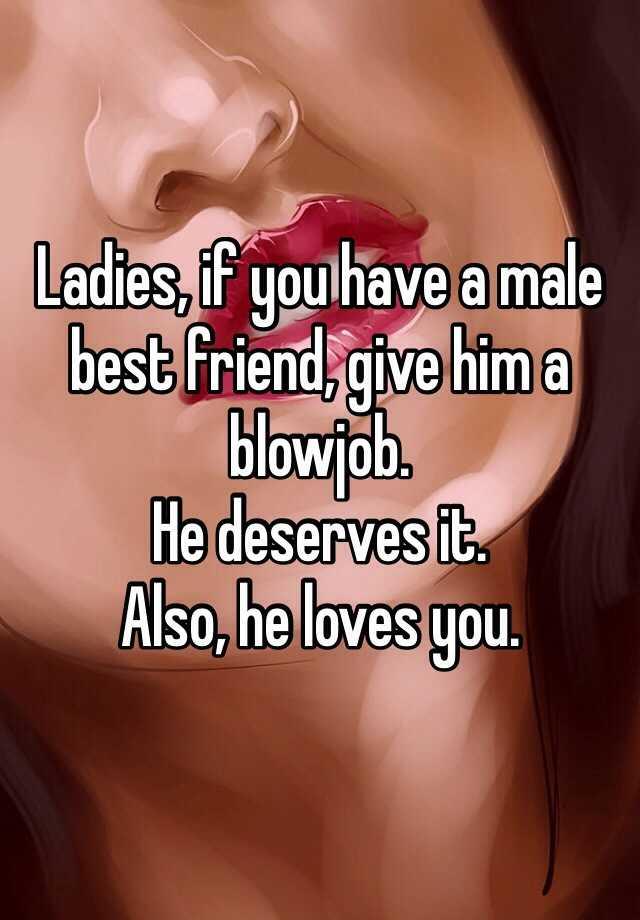 I Gave My Boyfriend A Blowjob