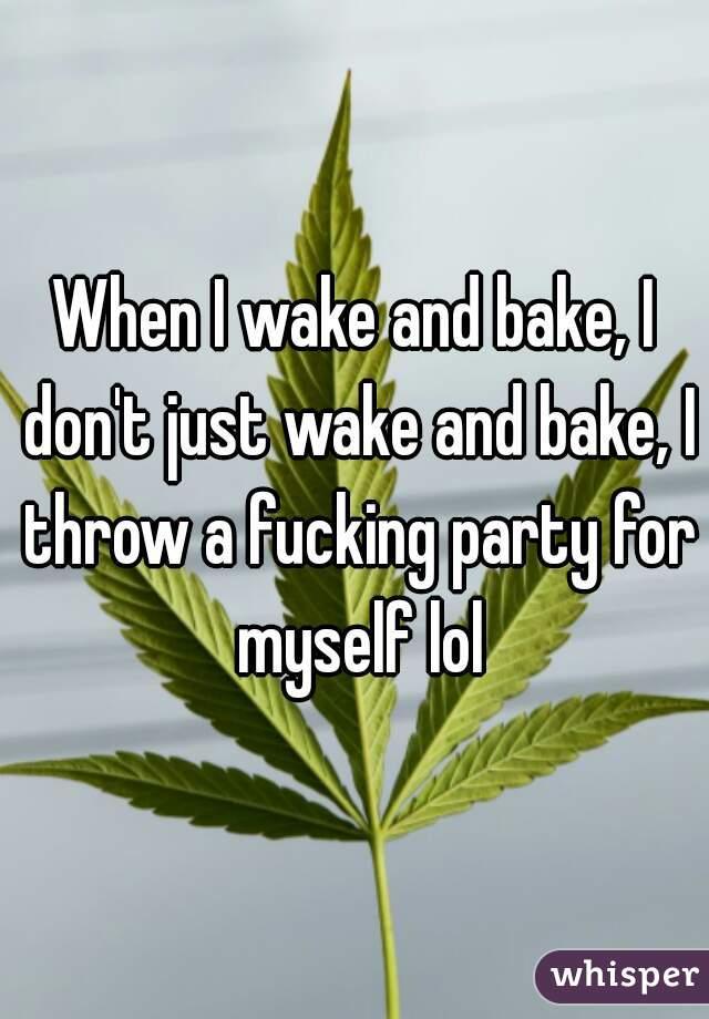 050b21ce11d5fd654973415b2ff8c72917486c wm 18 Reasons Why People Love To Wake & Bake