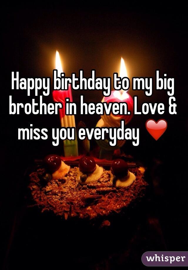 Happy birthday to my b...