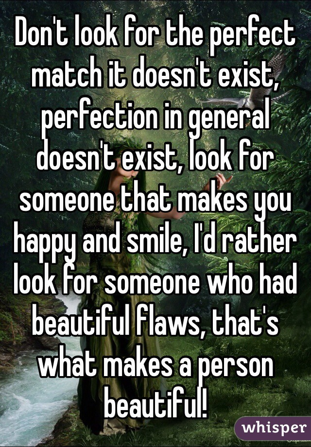 What makes a person beautiful?