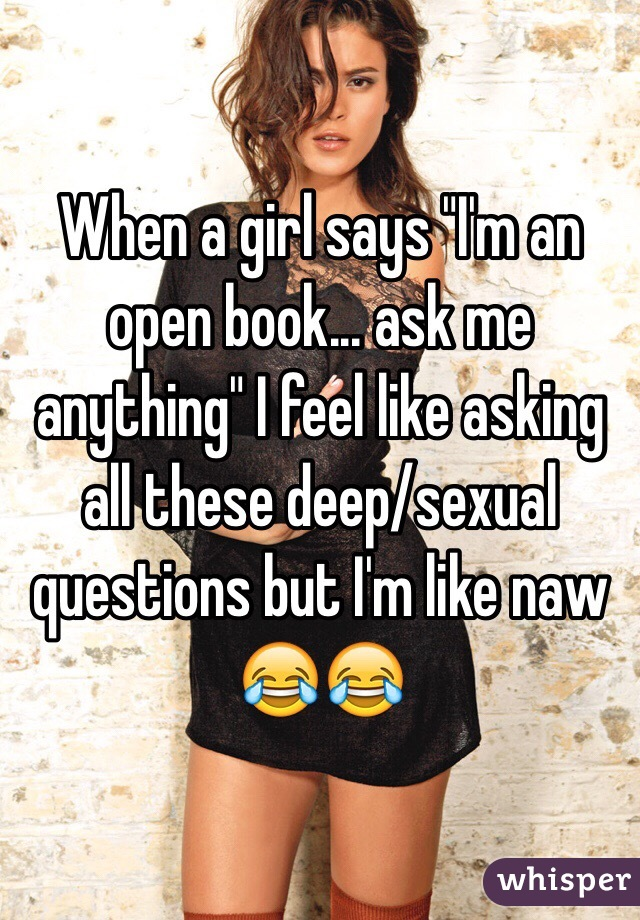 ask a sex professional questions