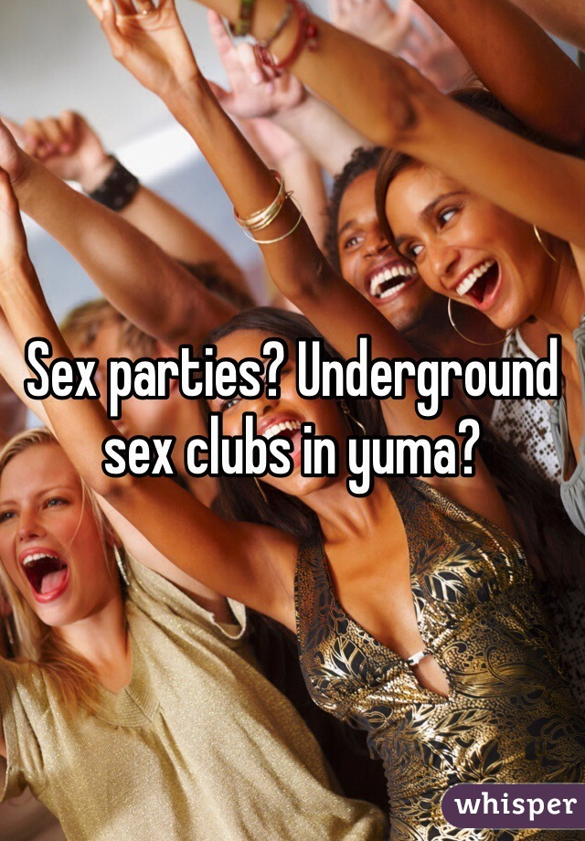 Underground Sex Clubs 118