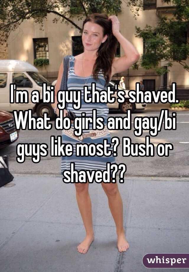 do girls like bi guys
