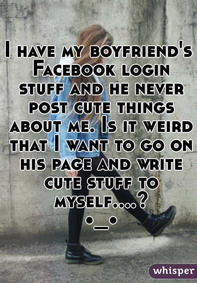 post that want distance myself from boyfriend