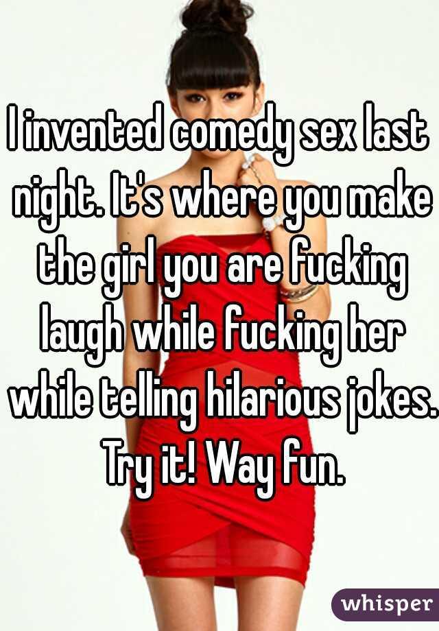 jokes that make girlfriend laugh