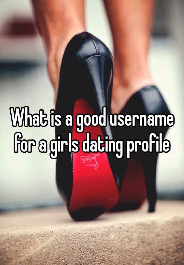 good usernames for online dating 60 catchy username ideas for dating sites  for ideas to create a good username for your online profile here are some tips that will help you pick good usernames.