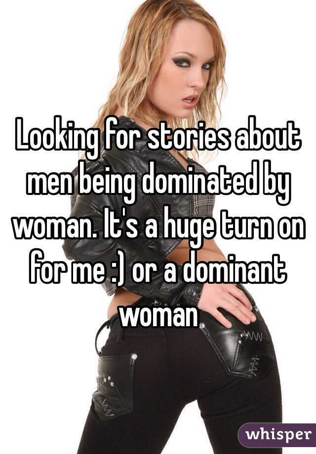 women dominated stories porn