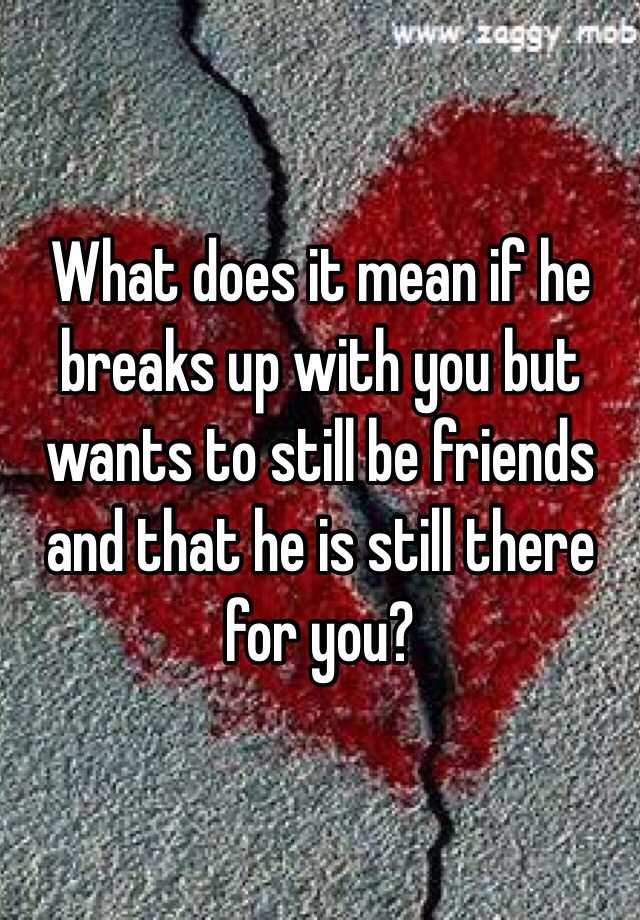 What does it mean if he breaks up with you but wants to for What does cat fishing mean