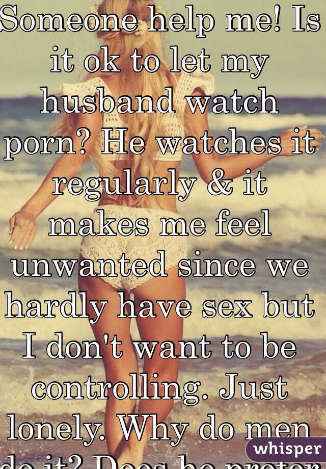 Why do married men look at pornography