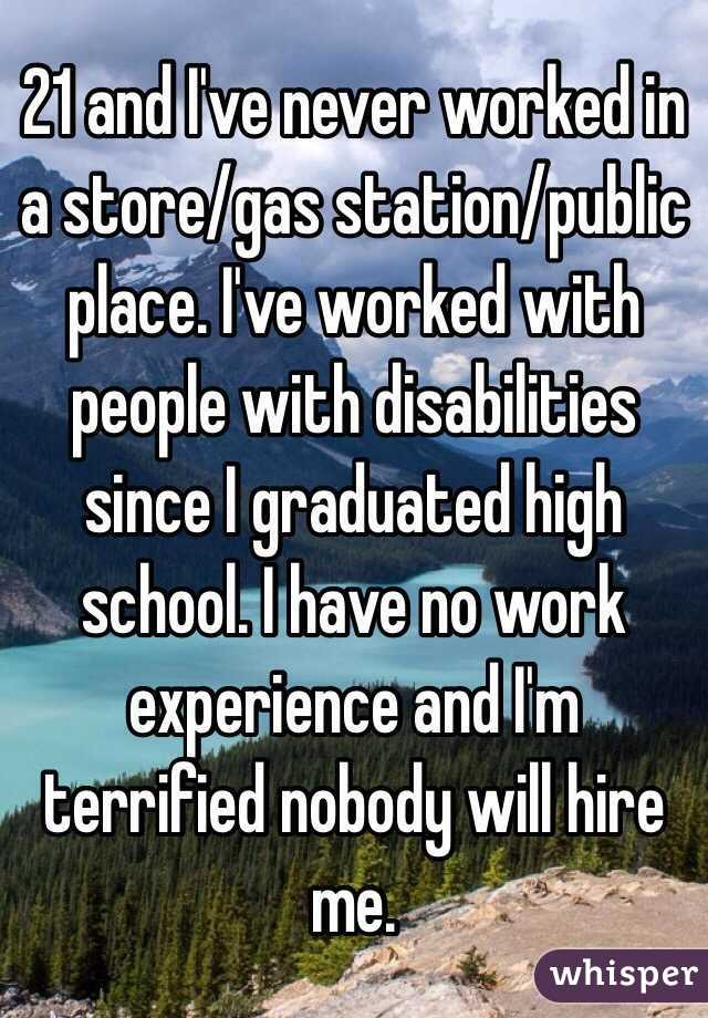 Why Will NOBODY Hire Me?