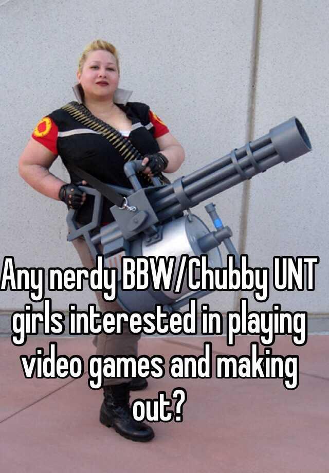 nerdy chubby porn