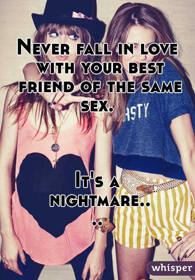 Falling In Love With The Same Sex 14