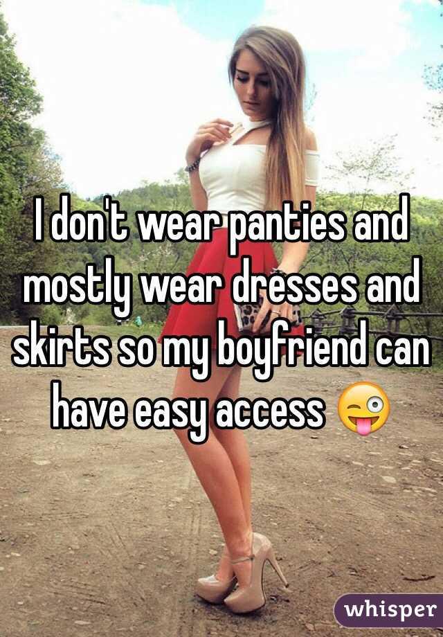 I Dont Wear Panties 63