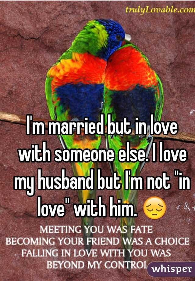 His Wife Is In Love With Someone Else 2