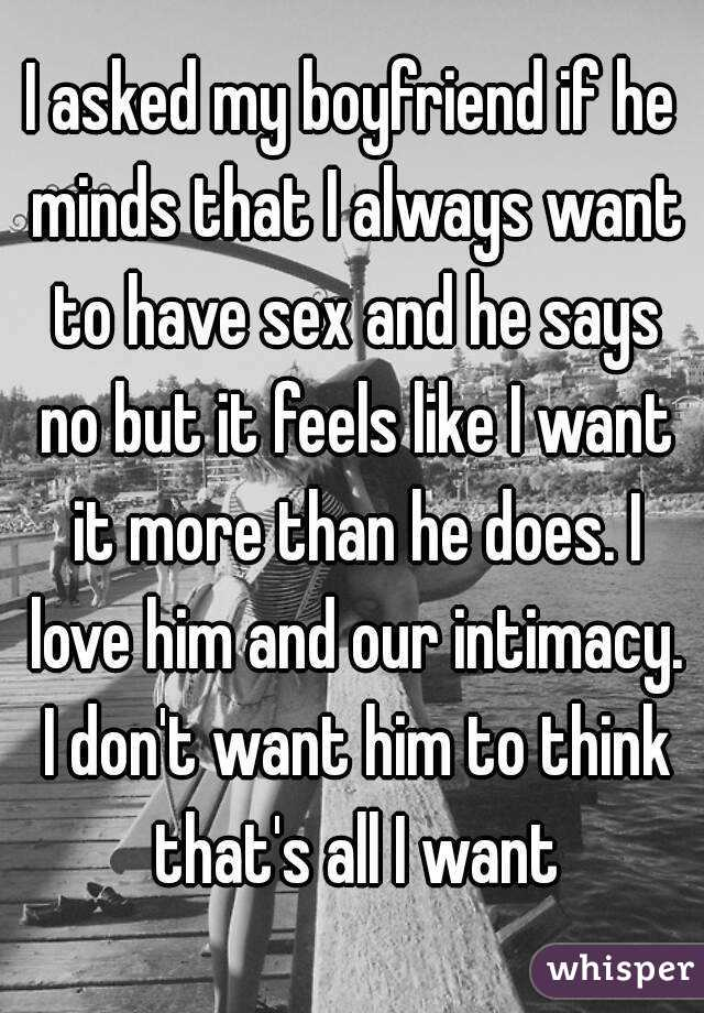 How can my boyfriend and I be intimate without having sex?