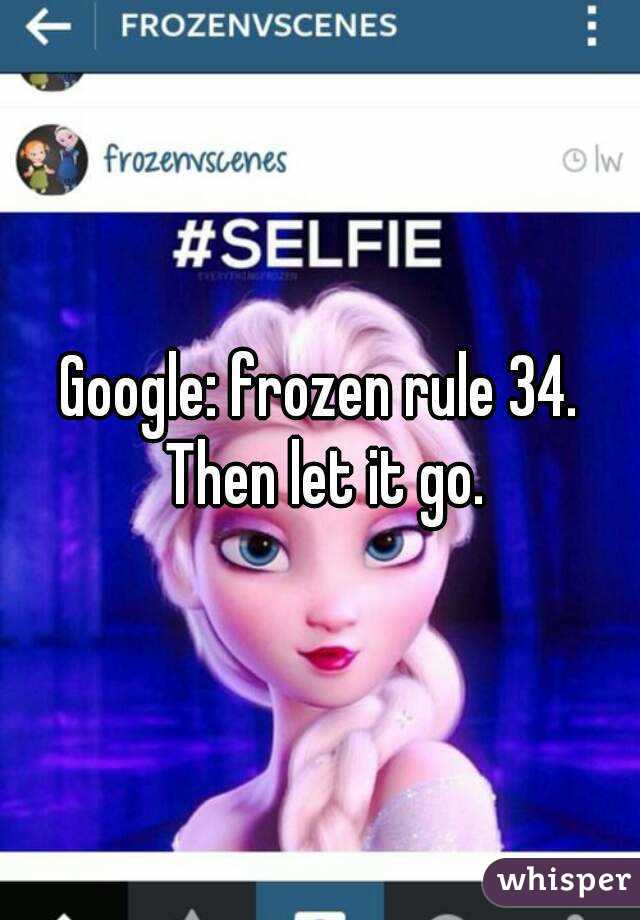 rule34 frozen