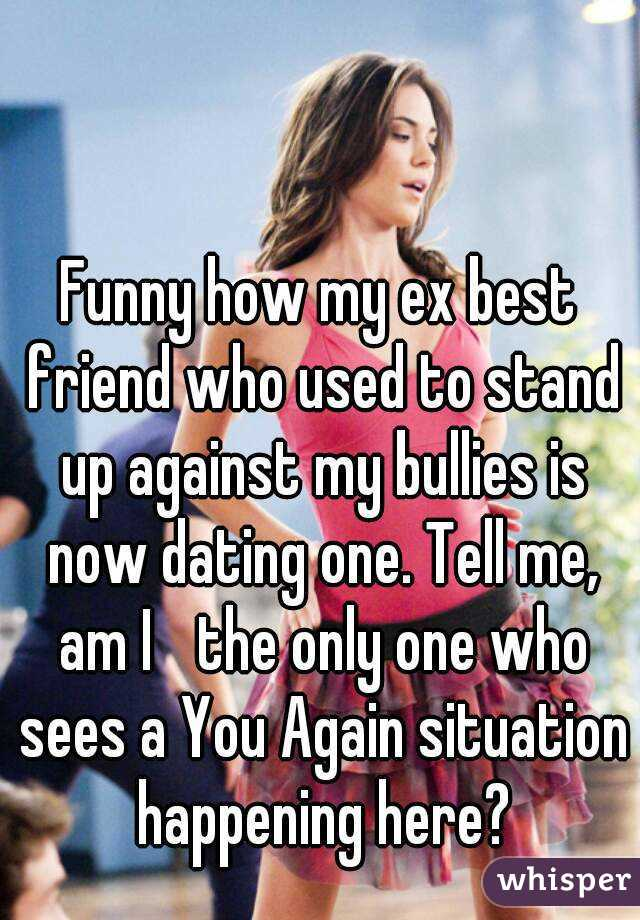 My Ex Is Now Dating His Ex