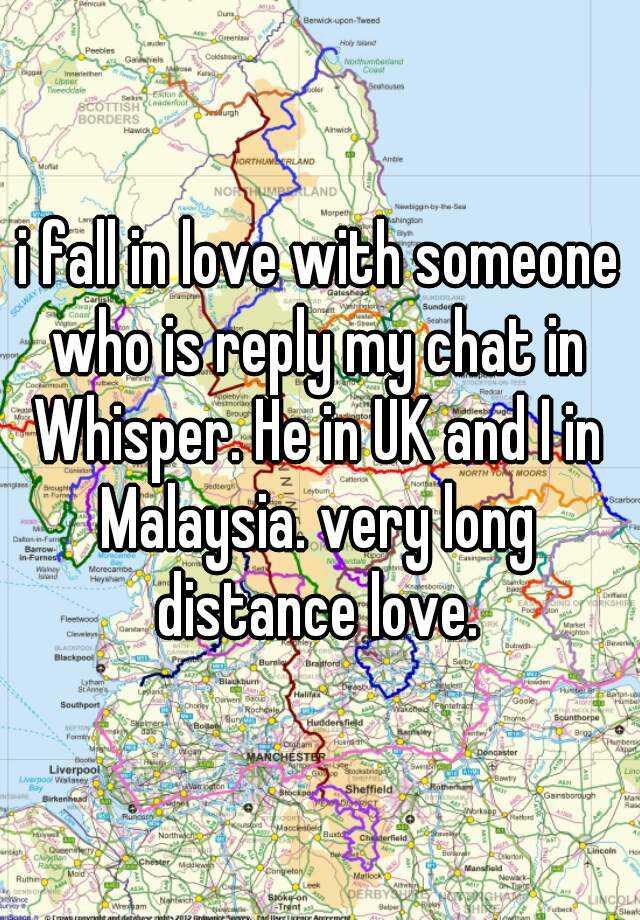 Falling In Love Online Long Distance