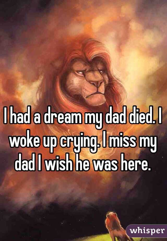 from Hayes i had a dream i was dating my dad